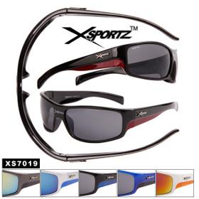 Xsportz™Wholesale Sport Sunglasses - Style #XS7019