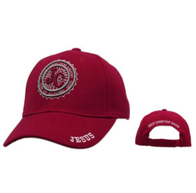 Red Christian Baseball Cap Wholesale