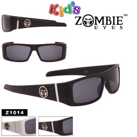 Zombie Eyes™ Bulk Kid's Designer Sunglasses - Style #Z1014 (Assorted Colors) (12 pcs.)