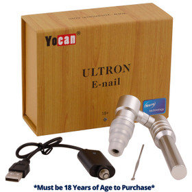 YoCan® Ultron E-Nail | Wax & Oil | 510 Thread