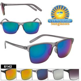 Bulk Mirrored Sunglasses 6142