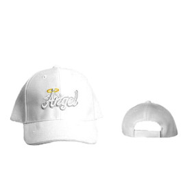 "Junior's ""Angel"" Cap Wholesale-White"