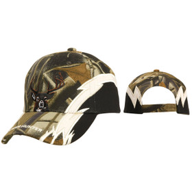 Hunting Hats Wholesale C5157 (1 pc.) Deer Hunter with Buck