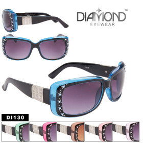 Diamond Eyewear Fashion Sunglasses for Women DI130