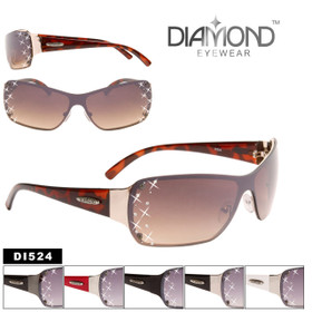 Diamond™ Eyewear Wholesale Sunglasses - Style #DI524