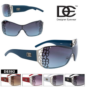 DE™ Women's Fashion Sunglasses - Style #DE592