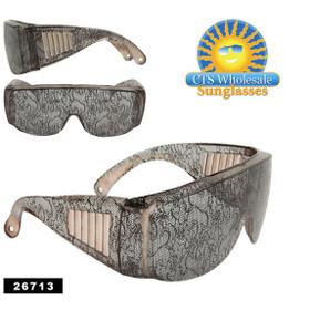 Lady Gaga Inspired Sunglasses 26713 (Assorted Colors) (12 pcs.)