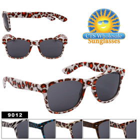 Wholesale California Classics ~ Assorted Animal Print ~ 9012 (Assorted Colors) (12 pcs.)