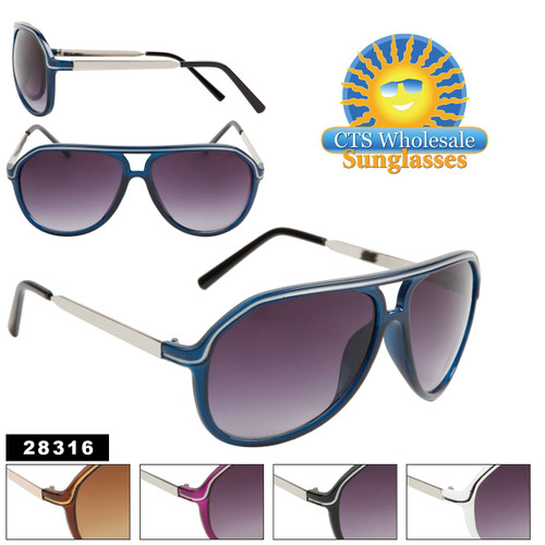 Popular NEW Aviator Style Sunglasses!