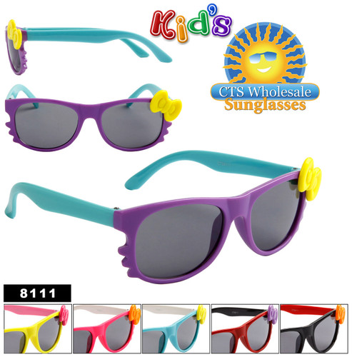 Kid's Wholesale Sunglasses by the Dozen 8111