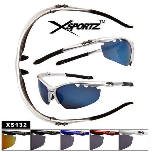 Wholesale Men's Sports Sunglasses XS132