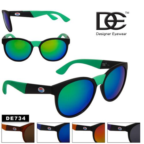 DE™ Designer Eyewear Wholesale Sunglasses - Style # DE734