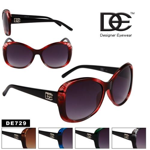 DE™ Designer Eyewear Bulk Sunglasses - Style # DE729
