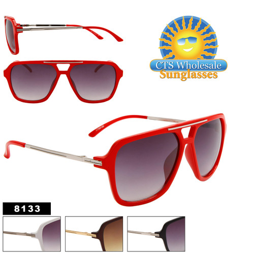 Wholesale Aviator Sunglasses 8133