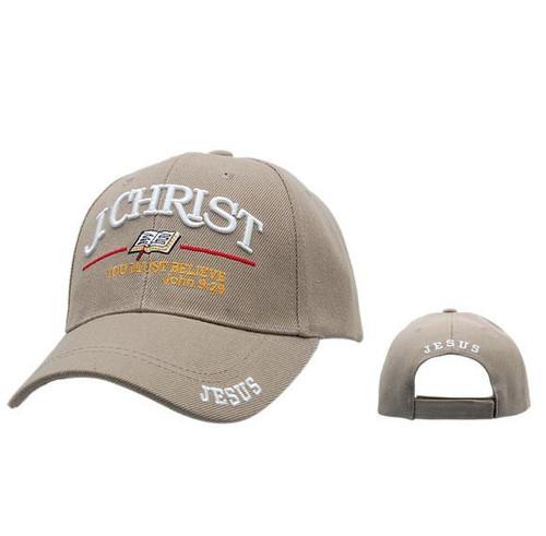Christian Baseball Hat Wholesale Beige C219