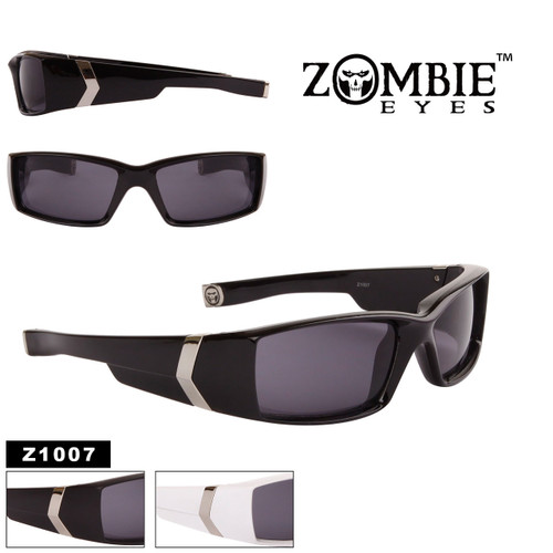 Wholesale Men's Designer Zombie Eyes™ Sunglasses - Style #Z1007