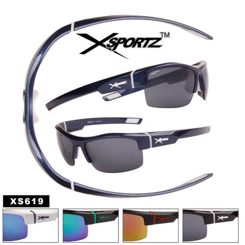 Xsportz™ Sports Sunglasses Wholesale - Style #XS619