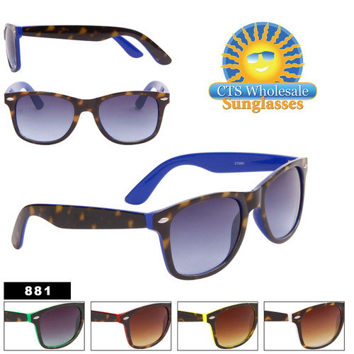 Tortoise Two Color California Classics - Style #881