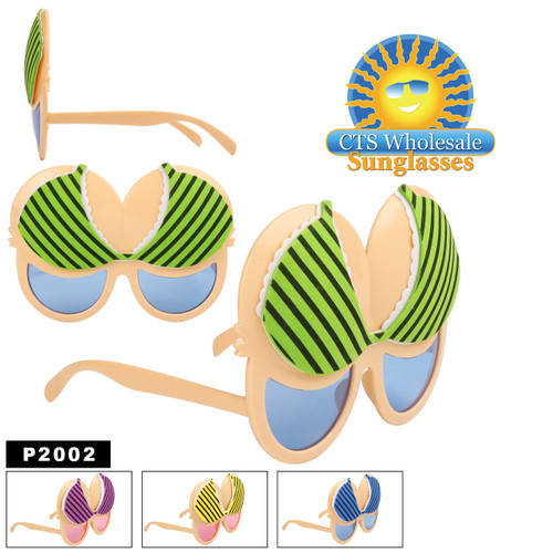 Party Glasses Bikini Top ~ P2002