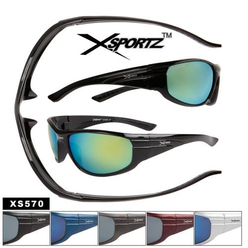 XS570 Sporty Sunglasses