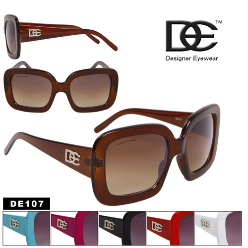Designer Eyewear Fashion Sunglasses DE107