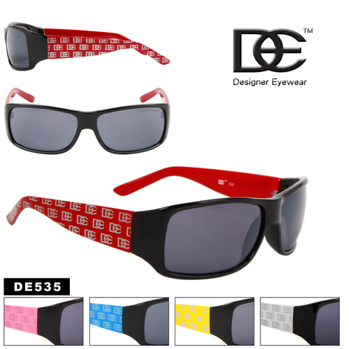 Designer Sunglasses in Bulk - Style #DE535