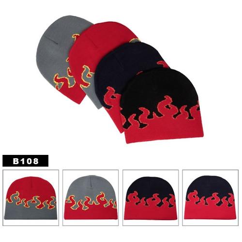 Nice looking Flame Caps!