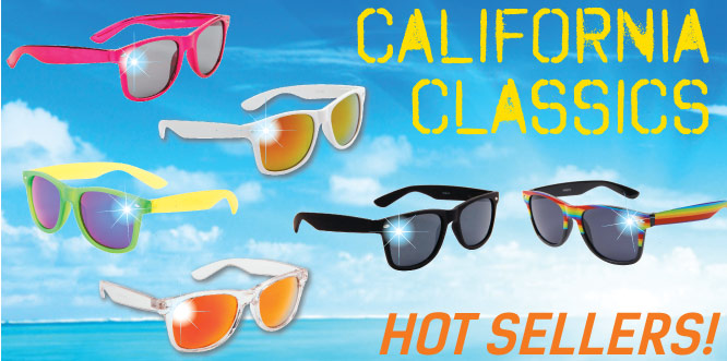 Wholesale California Classics