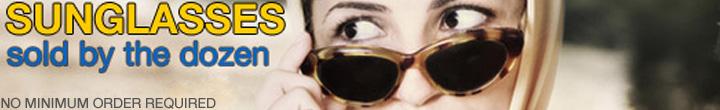 Cat Eye Sunglasses at CTS Wholesale Sunglasses