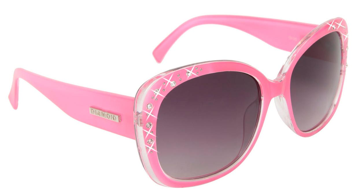 Fake Sunglasses with Rhinestones
