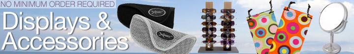 Sunglass Displays & Accessories