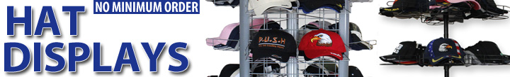 Wholesale Hat Displays