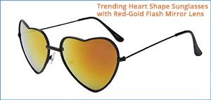 Trending Heart Shaped Sunglasses