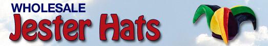 Wholesale Jester Hats
