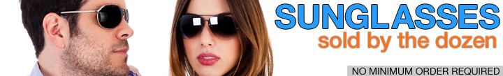 Unisex Sunglasses at CTS Wholesale Sunglasses