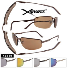 XS539 Metal Xsportz Sunglasses