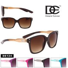 DE™ Designer Eyewear Wholesale Sunglasses - Style# #DE124