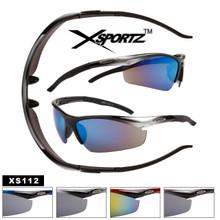 Sport Sunglasses Wholesale Xsportz - Style XS112