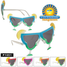 Margarita Glasses Party Sunglasses