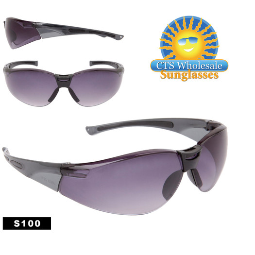 Tinted Safety Glasses