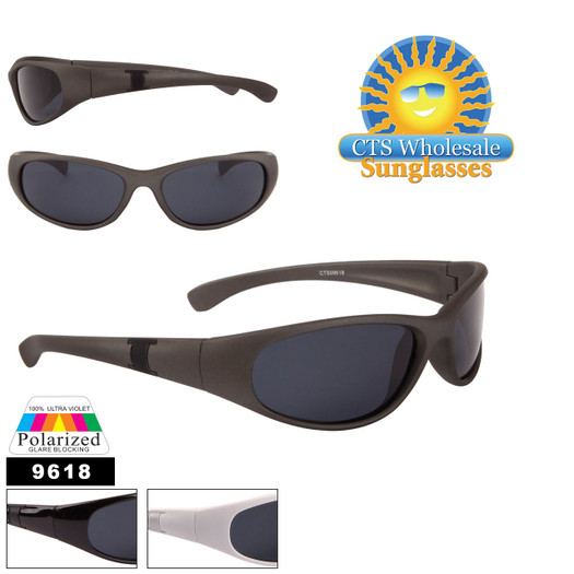 Wholesale Polarized Sunglasses - Style #9618