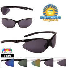 Men's Polarized Sunglasses by the Dozen - Style #5929