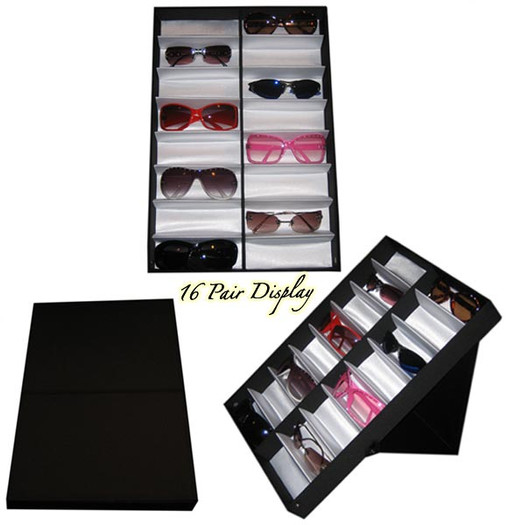 Folding Sunglass Display Case