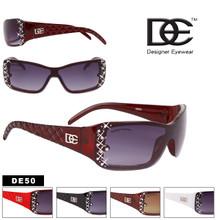 Wholesale Rhinestone DE™Designer Eyewear -Style #DE50