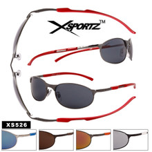 Bulk Men's Sports Sunglasses - Style #XS526