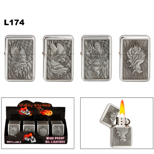 L174 American Legend Lighters