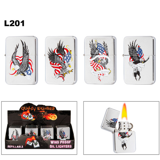 """American Legend"" Lighters L201"