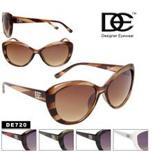Cat Eye Vintage Sunglasses DE720