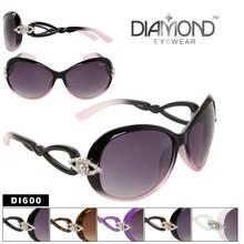 Diamond Eyewear™ Rhinestone Sunglasses DI600