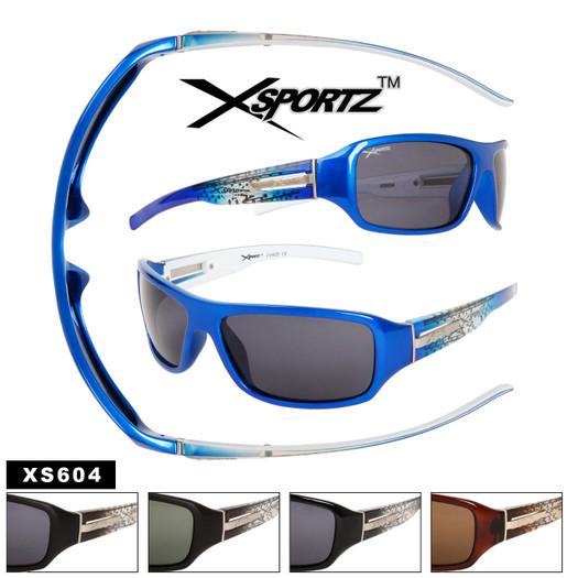 Polarized Xsportz™ Sunglasses XS604